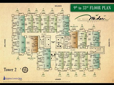 polo towers floor plan floor plan tower 2 marco polo residences