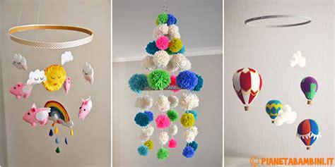 come costruire una culla per neonati giostrine per culla fai da te 25 bellissime idee con