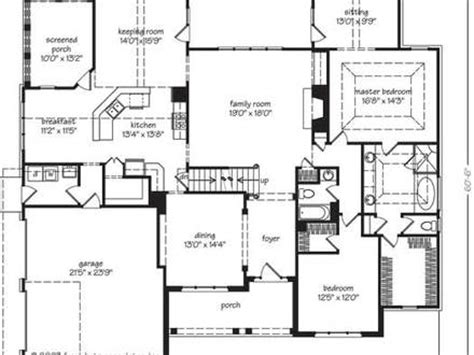 home floor plans southern living southern low country cottage house plans southern