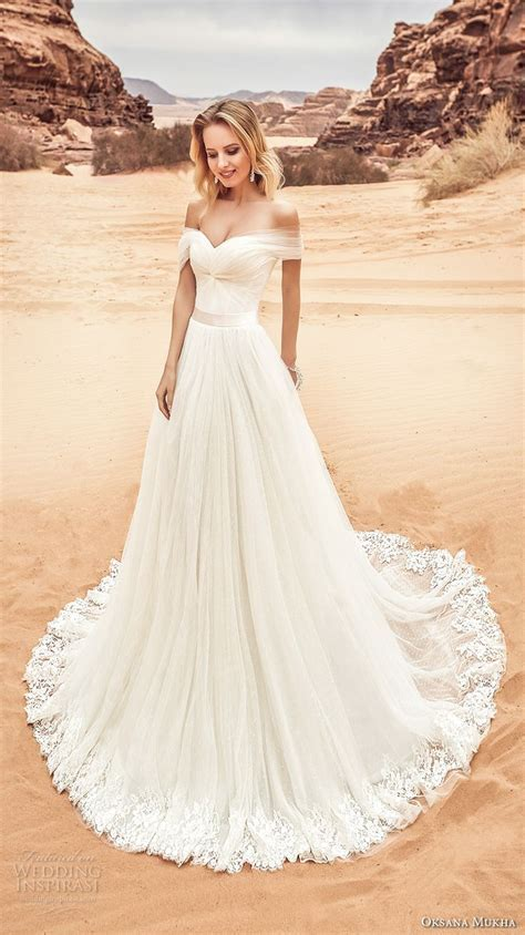 2018 Off The Shoulder Wedding Dress   Sposa 21   We