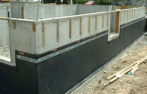basement foundation waterproofing exterior basement waterproofing products home design