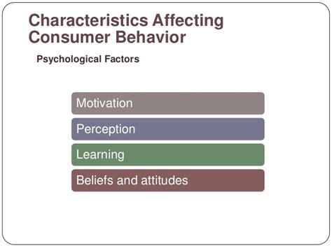 Consumer Motivation Mba by 06 Consumer Buyer Behavior