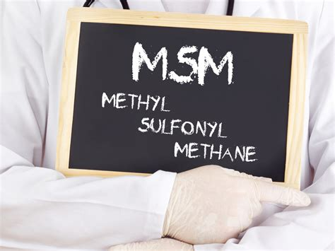 supplement msm msm supplements benefits uses side effects dosage