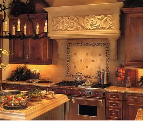 French Kitchen Backsplash French Country Kitchen Backsplash The Interior Design