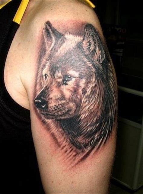 3d wolf tattoo pin by musquez on tattoos and piercings