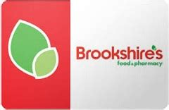buy brookshires food pharmacy gift cards at a discount giftcardplace - Brookshires Gift Card