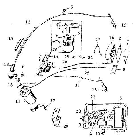 onan generator parts diagram onan generator parts list images