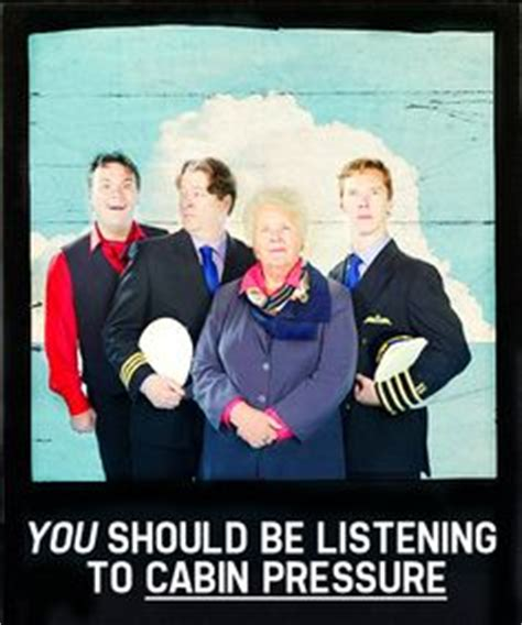 awesome cabin pressure stuff on cabins