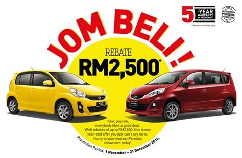 perodua new year promotion 2014 qnews most generous promotional offer from perodua for
