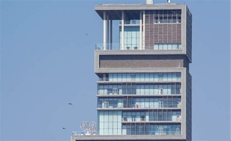what to know about building a home amazing facts about antilia a most expensive building