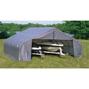 Portable Car Cover Costco 10x20 Garage In A Box 10x20 Free Engine Image For User