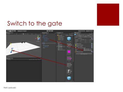 unity disable layout escape level design exercise in unity