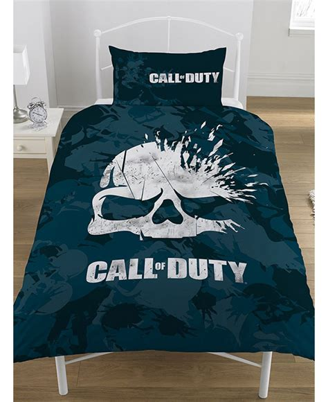 call of duty bedding and curtains call of duty broken skull single duvet cover set bedding
