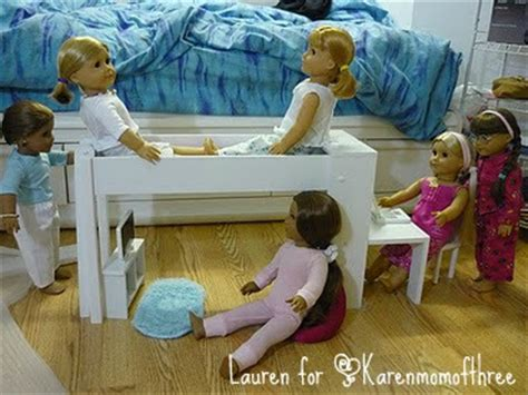 journey girl bunk bed karen mom of three s craft blog lauren picked up a