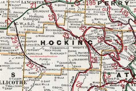 Hocking County Records City Of Logan Hocking County Ohio Pdf