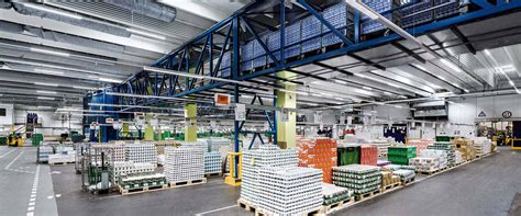 industrie le lighting systems for the food industry trilux
