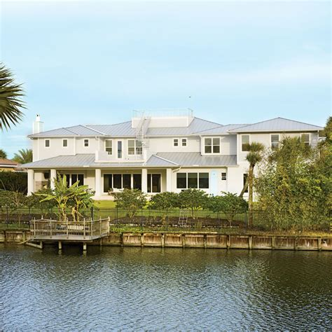 beach house tour bright florida beach house tour coastal living