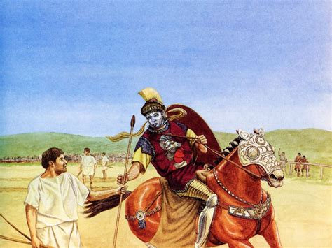 soldati romani tardo impero gli ippica gimnasia