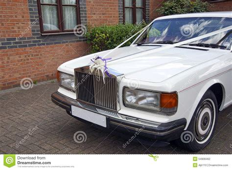 cartoon rolls royce wedding rolls royce car on marriage day editorial photo