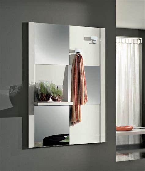 specchio con mensola ingresso micky lucido specchiera mobile ingresso specchio con