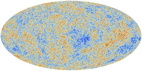 pattern in cosmic background radiation plank probe s map a picture of our universe sci tech