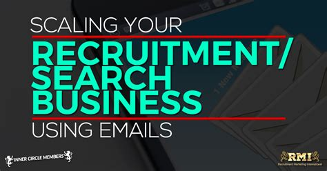 Search Using Email Scaling Your Recruitment Search Business By Using Emails