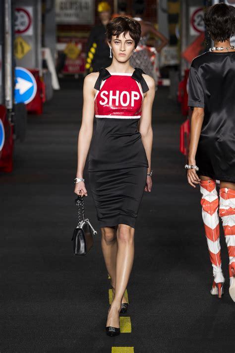 Rs Moschino Shirt moschino summer 2016