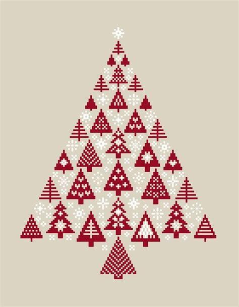 die besten 17 ideen zu weihnachten kreuzstich auf kostenlose kreuzstichmuster