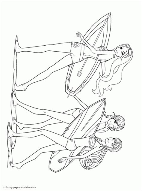 barbie ariel coloring pages barbie in a mermaid tale coloring pages for printable