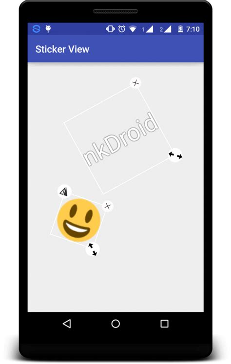 layout canvas android how to rotate scale and move stickers or imageview in android