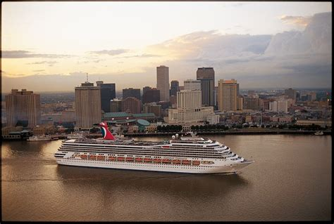 cruises new orleans carnival expanding short cruises from new orleans galveston