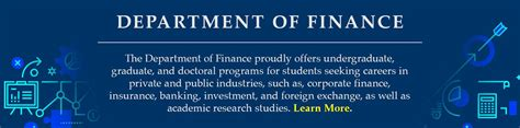 Mba With Concentration In Finance 2017 by Fau Mba Finance