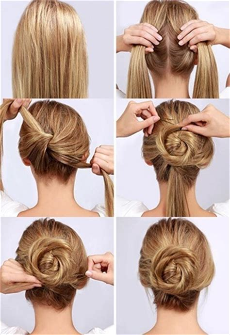 how to do model hairstyles various styles to the messy top knot for short hair