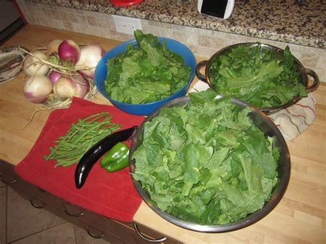 Turnip Detox by Turnip Rutabaga Greens Delicious And Different