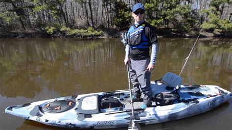 prodigy boat dealers near me feelfree lure 13 5 fishing kayak youtube