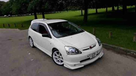 honda ep3 2001 civic type r chionship white mugen etc