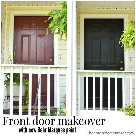 what color should i paint my shutters house makeover black painted shutters and front door