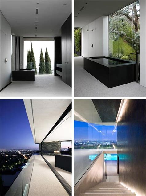 www home interior com extreme modern hillside home with an amazing view