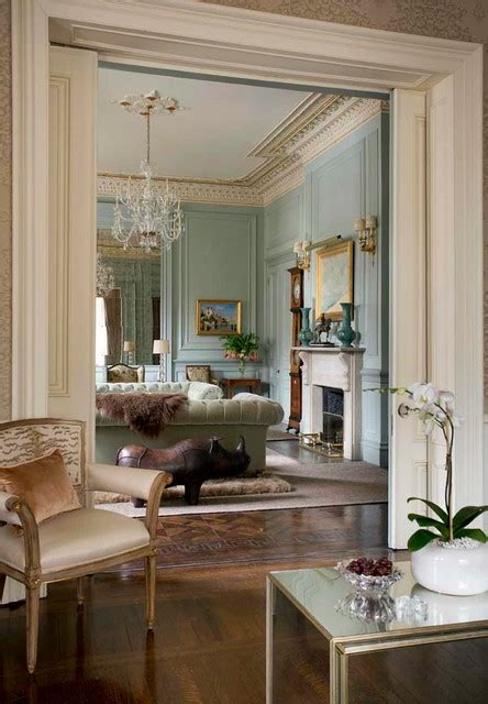 lisa davis upholstery quot return to glamour quot traditional living room boston