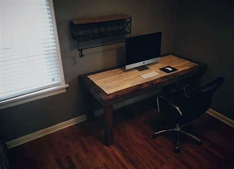Small Home Office Diy 75 Small Home Office Ideas For Masculine Interior