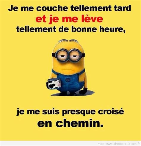What Does Je Me Couche je me couche tellement tard humour
