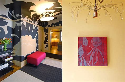 interior wall murals eye catching wall mural ideas for your interior