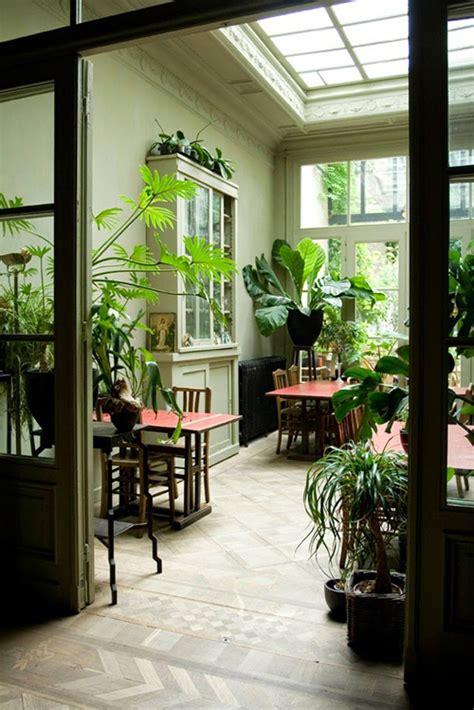 House Plants Interior Design by Tropische Decoratie