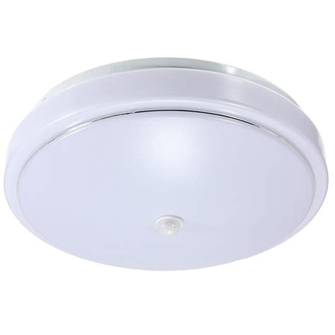 Ceiling Light With Pir 12w Pir Infrared Motion Sensor Flush Mounted Led Ceiling Light Ac110 265v Alex Nld
