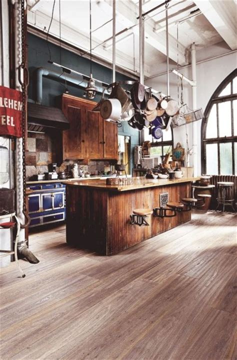 100 awesome industrial kitchen ideas 男前インテリアでクールな部屋に きっと役立つコーディネート術