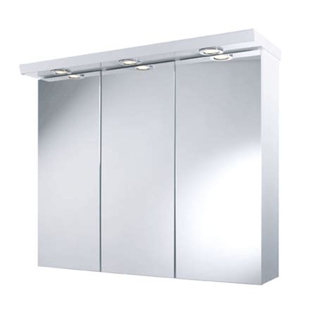 three door bathroom cabinet croydex alaska three door illuminated mirrored bathroom cabinet at victorian plumbing uk
