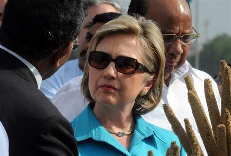 Hillary Clinton Sunglasses Meme - hillary clinton joins twitter embracing memes and