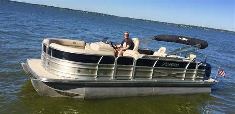 xcursion pontoon for sale xcursion boats for sale