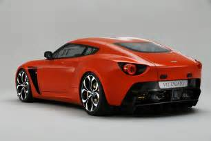 Zagato Aston Martin 2013 Aston Martin V12 Zagato Release World Of Car Fans