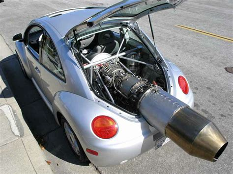 how does a cars engine work 2006 chevrolet silverado hybrid security system ロケットやロブスターを装備したフォルクスワーゲン ビートルの写真 gigazine